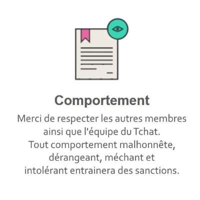 Règles du Tchat Gratuit de Rencontre-Spirituel.eu